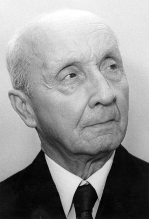 Maghy Zoltán portré