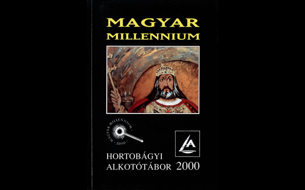Hortobágyi Alkotótábor Katalógus, 2000