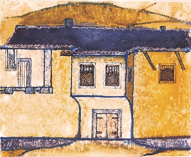 Hodzsa háza Sumenben