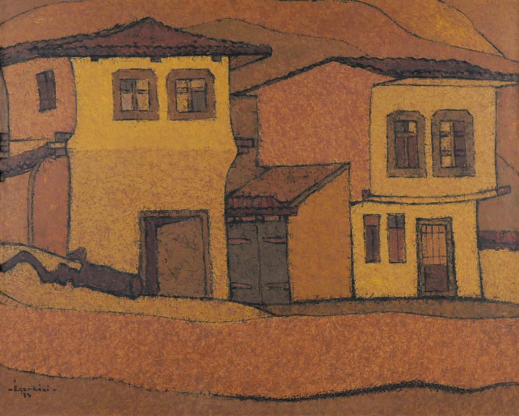 Sumeni házak II.