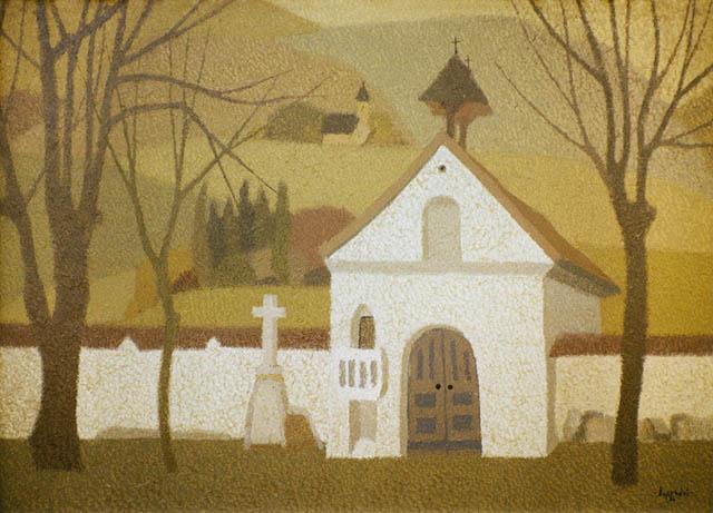 Csiksomlyói kápolna