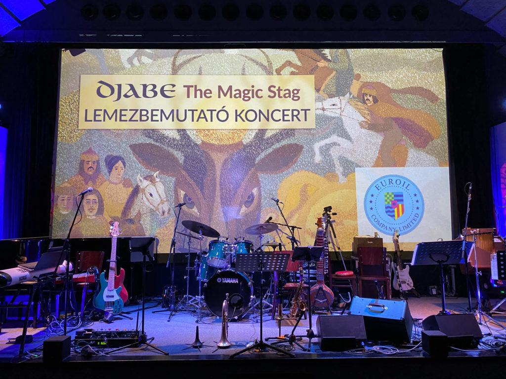Djabe - Magic Stag Tour 2021.06.