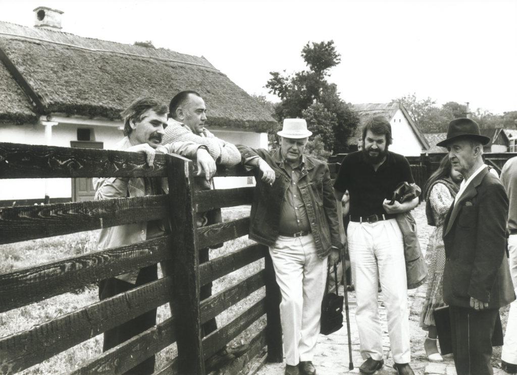 Hortobágyi Alkotótábor 1982