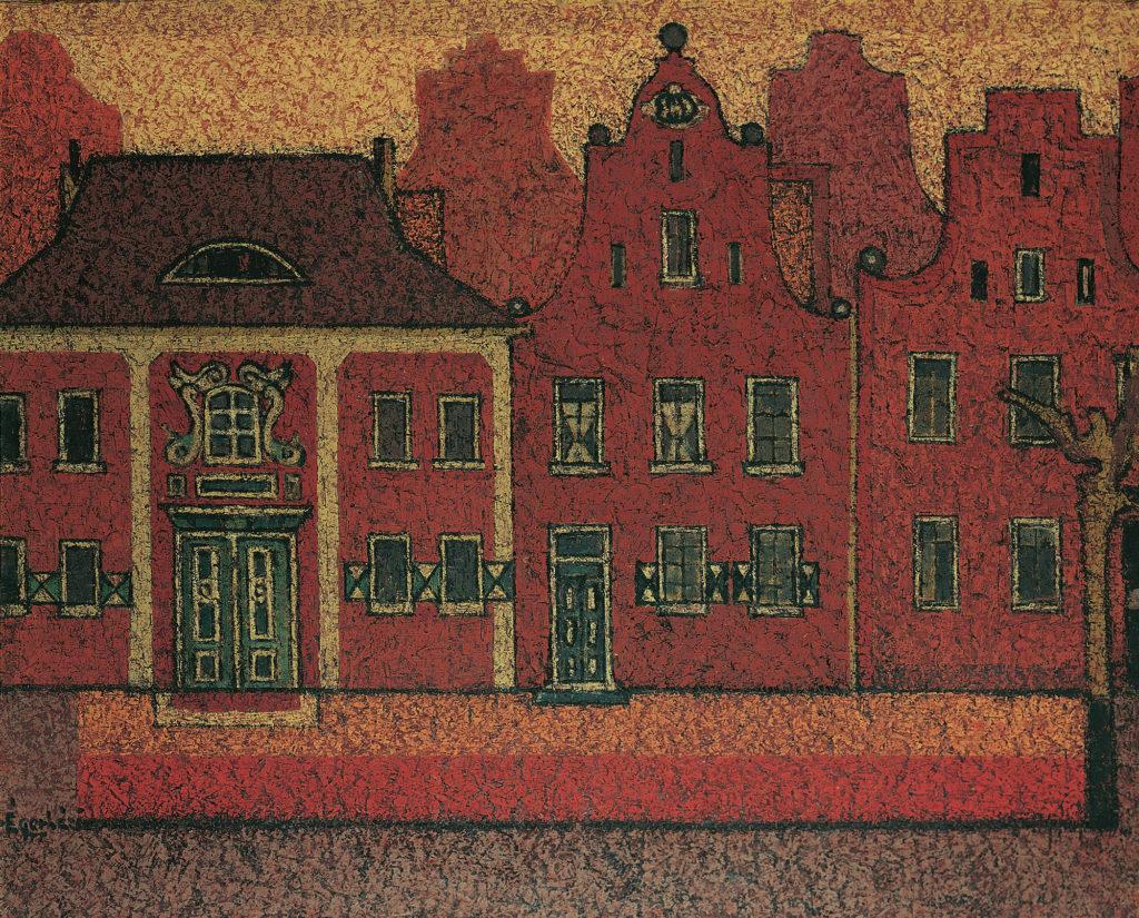 Potsdami házak