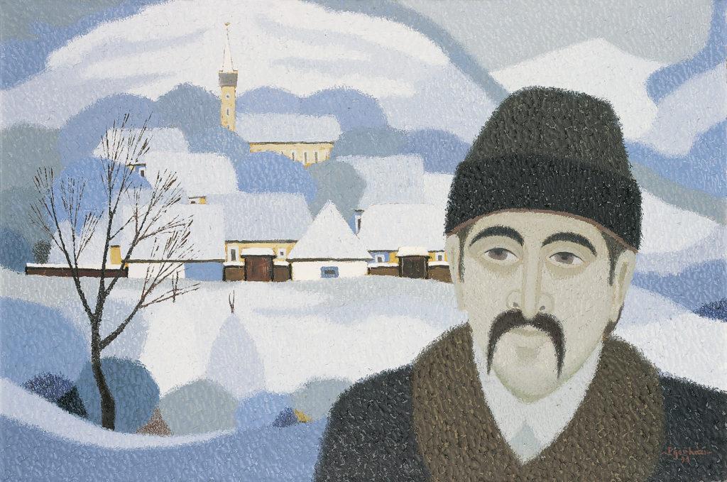 Tél Gyergyóban