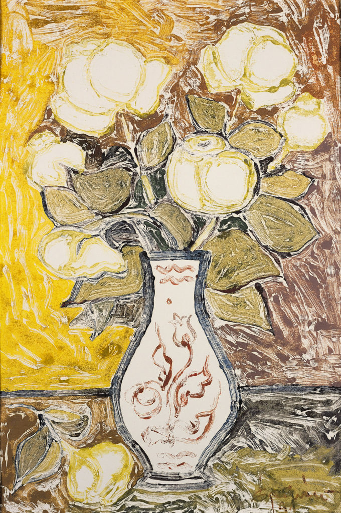 Fehér virágok II.