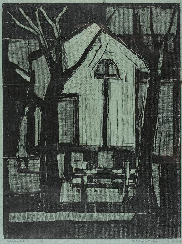 Templomkert