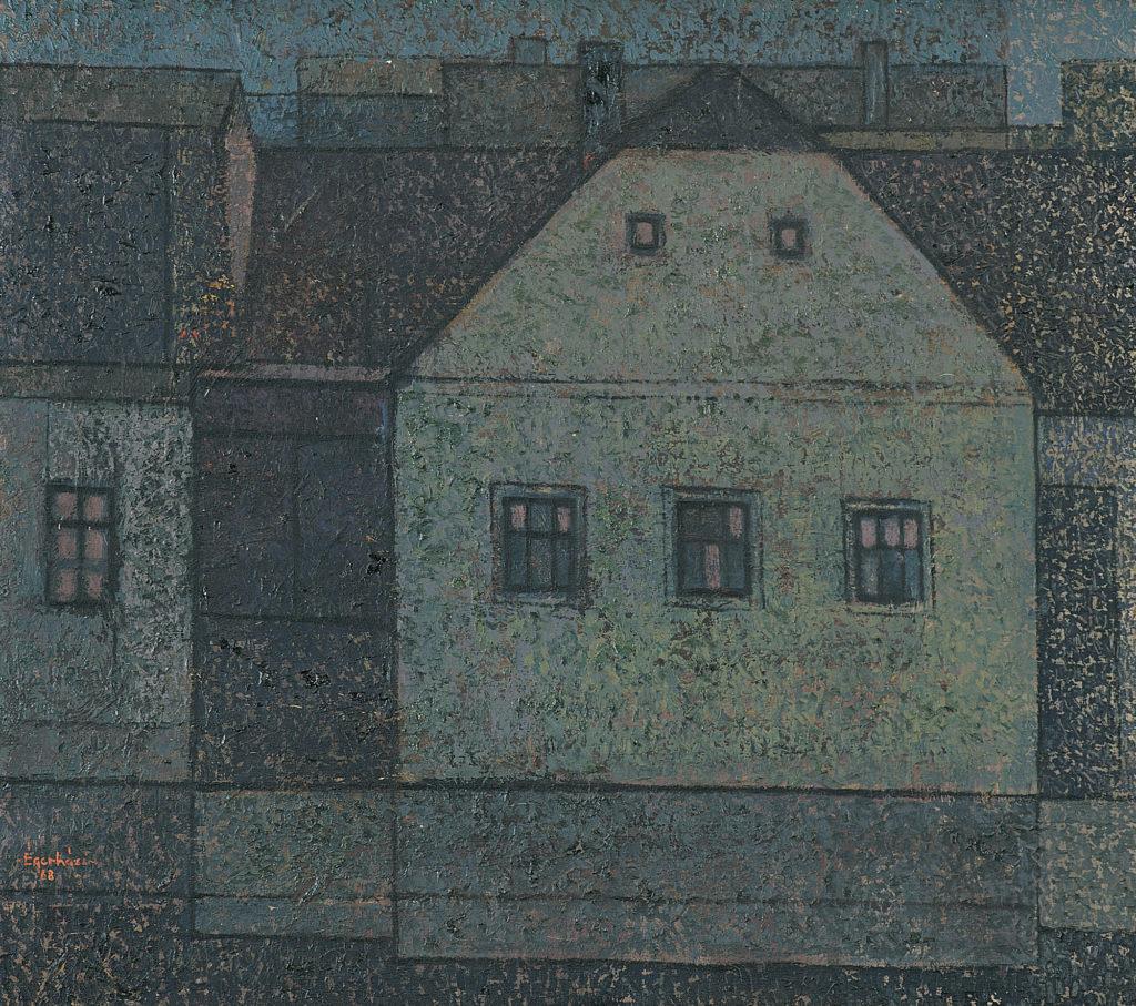 Egri ház