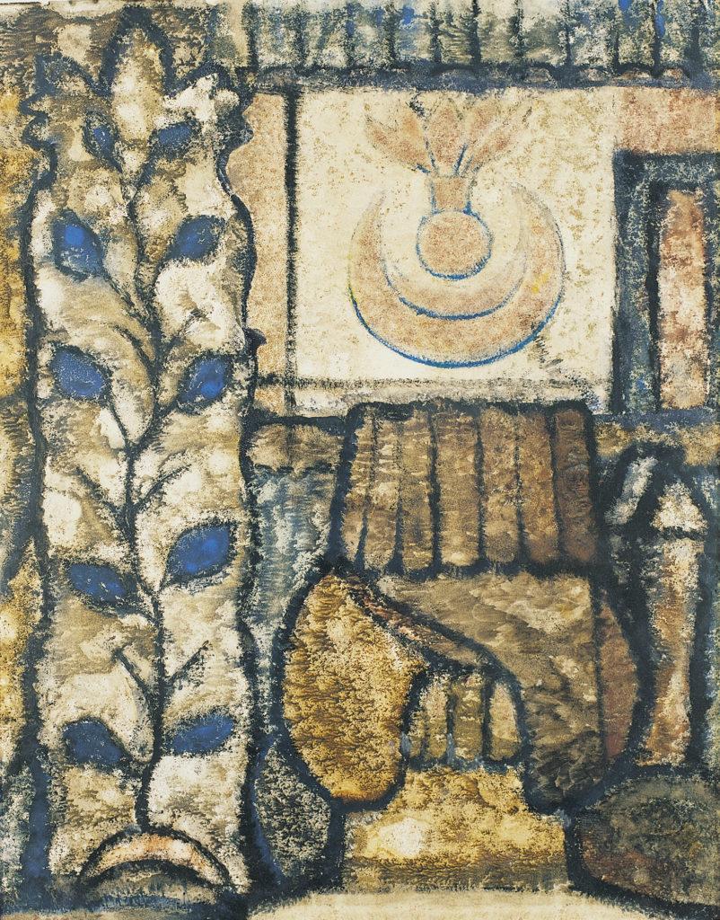 Sumeni török temető motívumai