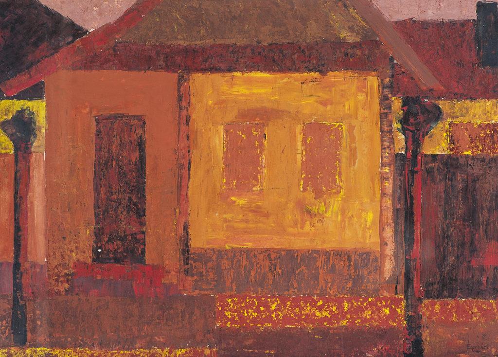 Sárga ház