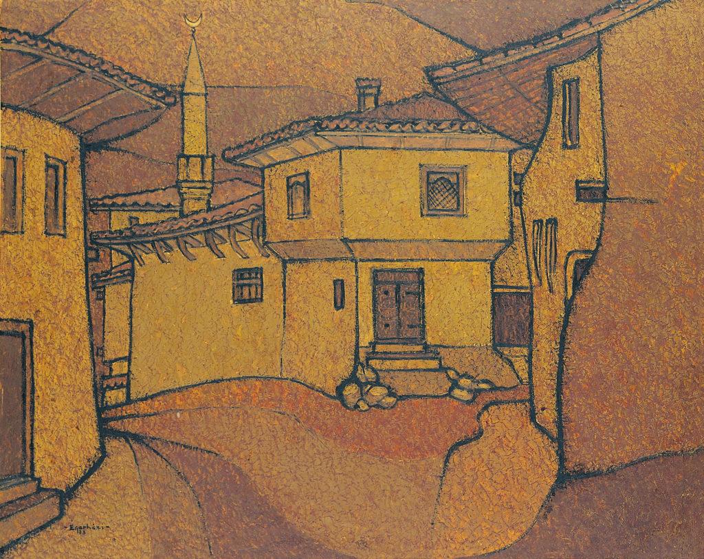Sumeni török negyed
