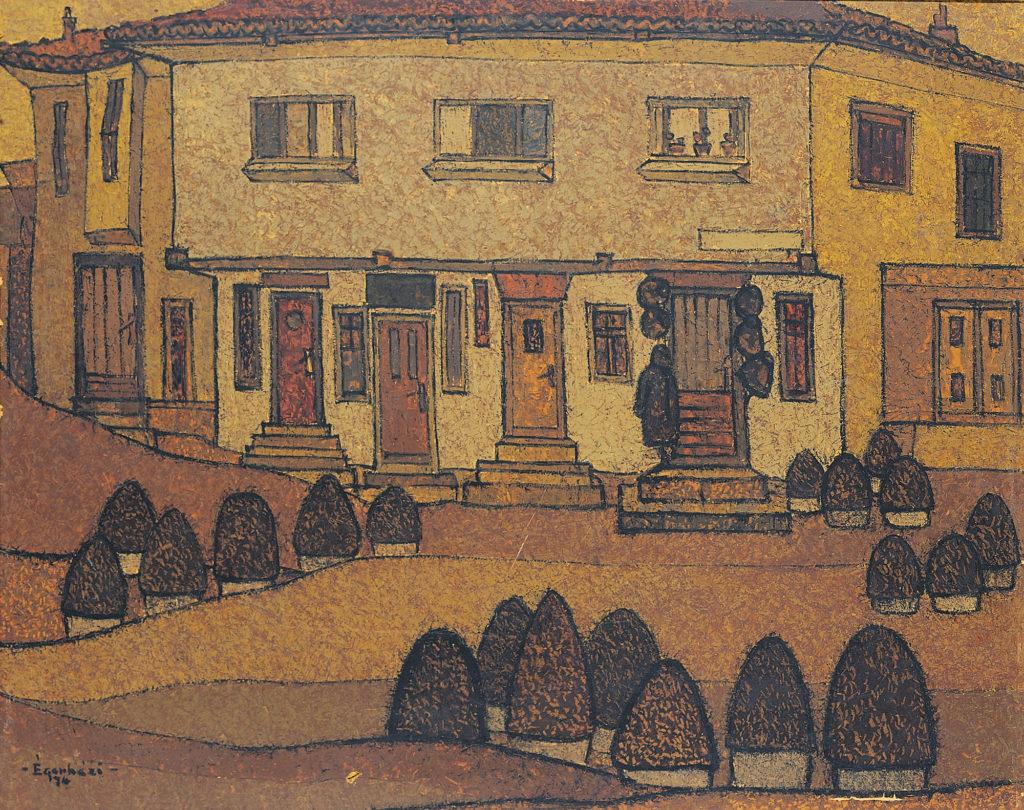 Sumeni kézművesek utcája